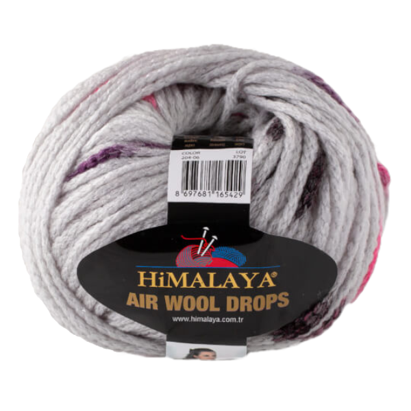 AIR WOOL DROPS  06